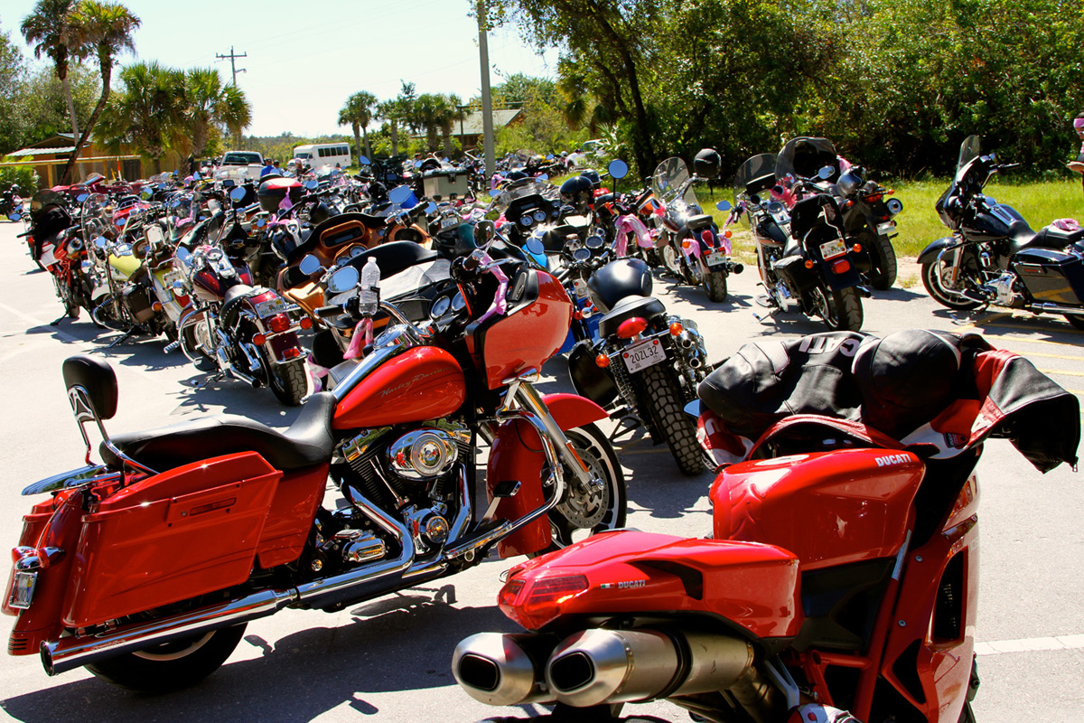 2015 Yacht Bikers Poker Run