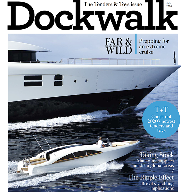 Dockwalk Magazine Article-July 2020
