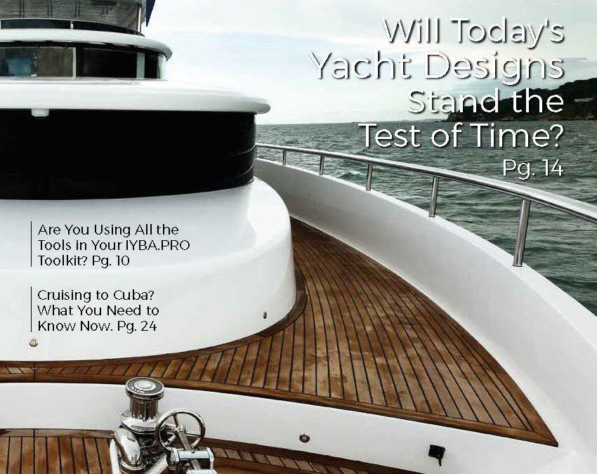 IYBA Compass Magazine
